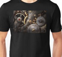 Steampunk - Gears - Horology Unisex T-Shirt