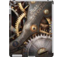 Steampunk - Gears - Horology iPad Case/Skin