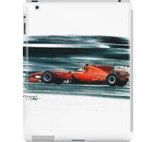 2010 Ferrari F10 iPad Case/Skin