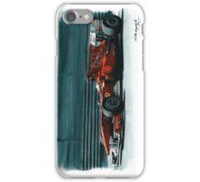 """2010 Ferrari F10 """"800GP"""" iPhone Case/Skin"""
