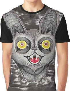 Crazy eyes  Graphic T-Shirt
