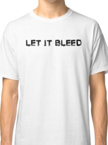 The Rolling Stones - Let It Bleed Classic T-Shirt