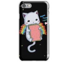 Nyom Cat iPhone Case/Skin