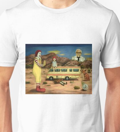Fast Food Nightmare 5 Unisex T-Shirt