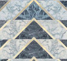 Mosaic - Triangles Sticker