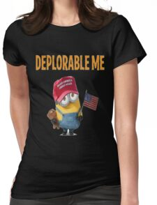 Deplorable Me - Classic Fit T-Shirt & Gear  Womens Fitted T-Shirt