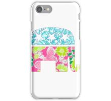 Lily Pulitzer Republican Elephant iPhone Case/Skin