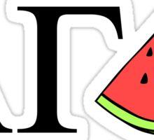 AGD Watermelon Sticker