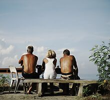 sunbathers by wellman