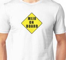Mijo on board Unisex T-Shirt