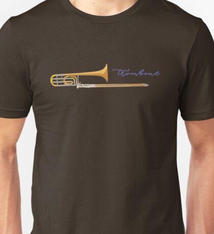 Trombone Unisex T-Shirt