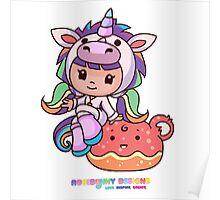 Rosebunny Designs Girls - MIMI (CREATE) SWEETS Poster