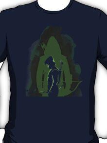 Green shadow T-Shirt