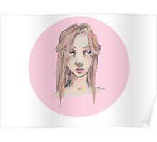 Original Character ~ Pink  Poster
