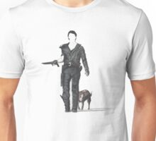Mad Max & Dog Unisex T-Shirt