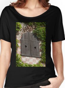 old window Women's Relaxed Fit T-Shirt