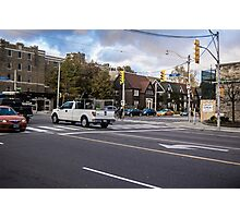 Toronto Streets Collection X Yonge and Lawrence Photographic Print