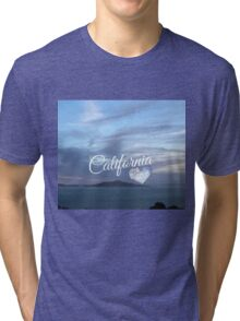 California love  Tri-blend T-Shirt