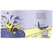 Beebird Misfit Poster