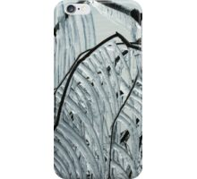 Intricate Ice Curtains iPhone Case/Skin