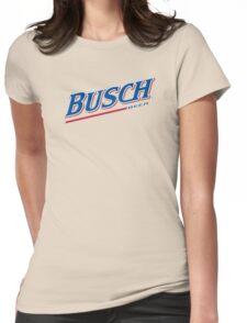 Busch Beer Womens Fitted T-Shirt