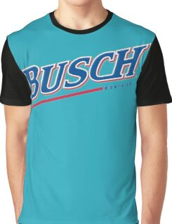 Busch Beer Graphic T-Shirt