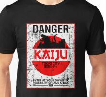 DANGER KAIJU poster Unisex T-Shirt