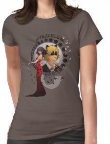 Miraculous Ladybug Womens Fitted T-Shirt