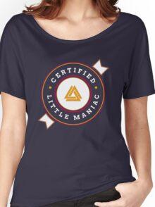 Little Maniac Women's Relaxed Fit T-Shirt