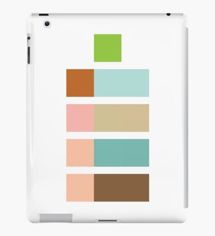 The Real Ghostpixels iPad Case/Skin
