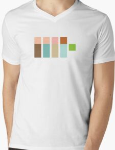 The Real Ghostpixels Mens V-Neck T-Shirt