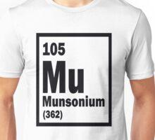 munsonium Unisex T-Shirt