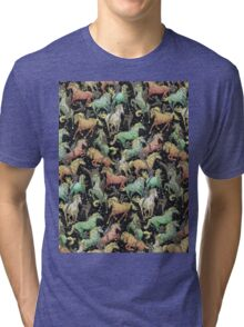Ninjas+Unicorns Tri-blend T-Shirt