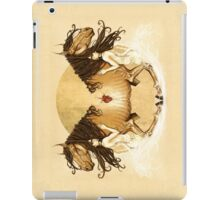 Original symmetry iPad Case/Skin