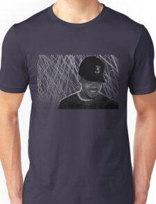 Chance Black and White Unisex T-Shirt