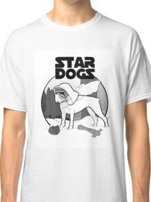 Star dogs Kylo boxer Classic T-Shirt