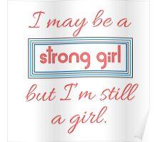 Still a Girl Poster