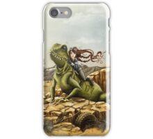 Lizard King iPhone Case/Skin