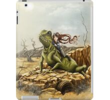 Lizard King iPad Case/Skin