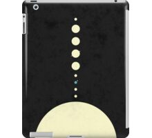 HOME IN THE SOLAR SYSTEM iPad Case/Skin