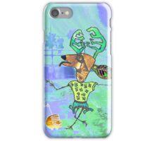 Reindeer and friend iPhone Case/Skin