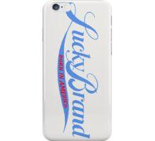 Lucky Brand - Born in America iPhone Case/Skin