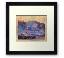 The Wizarding World Framed Print