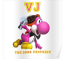 VJ, THE 20 EGGS-EGGS PROPHECY Poster