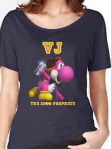 VJ, THE 20 EGGS-EGGS PROPHECY Women's Relaxed Fit T-Shirt