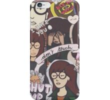 daaaaria iPhone Case/Skin