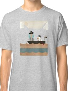 we are pirates Classic T-Shirt