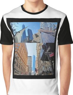 1 World Trade Center, NY Graphic T-Shirt
