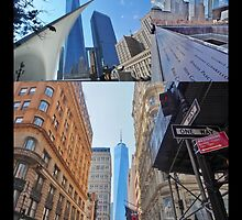 1 World Trade Center, NY by Stephen Burke