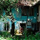 Derelict Building in Travnik by jojobob